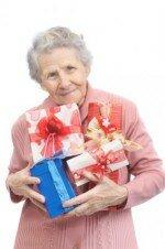 Что подарить пенсионеру