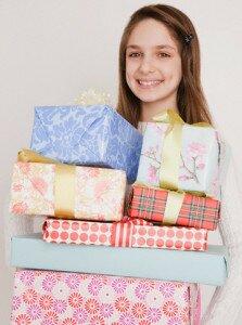 Что подарить подростку 12 лет