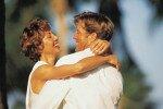Что подарить на бархатную свадьбу супругам