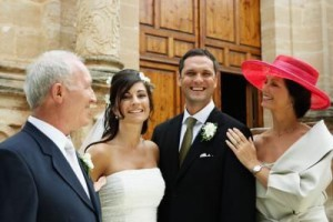 Что подарить на свадьбу крестнику