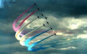 Подарок на День ВВС