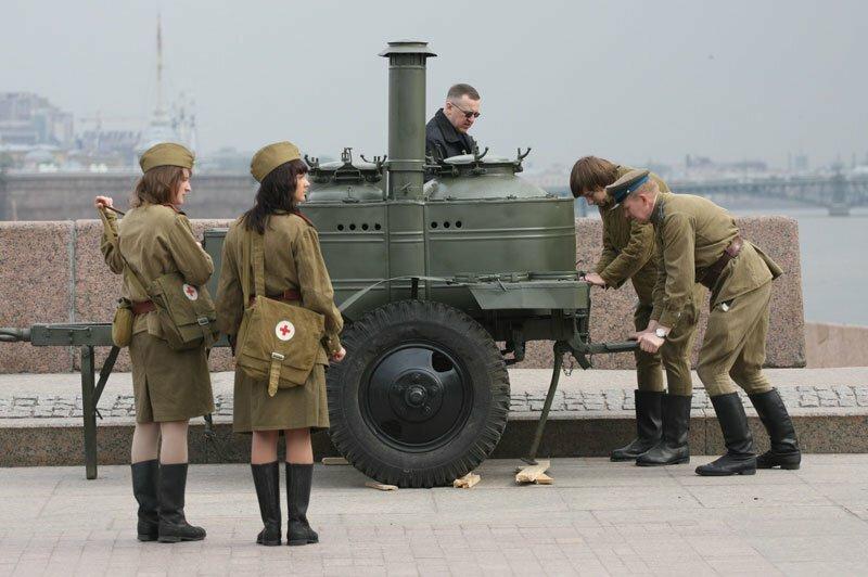 Подарок на День тыла Вооруженных сил